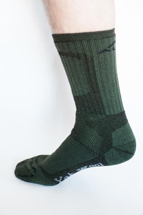 Термоноски ALPIKA ALPIKA. Артикул: Термоноски YAK Wool (-35) 130 гр