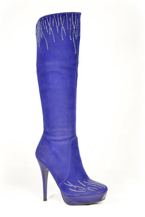 Сапоги . Артикул: Astrea K203-14-16 BLUE