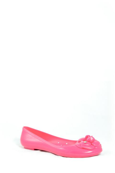 Босоножки . Артикул: Chanel розовый rezina