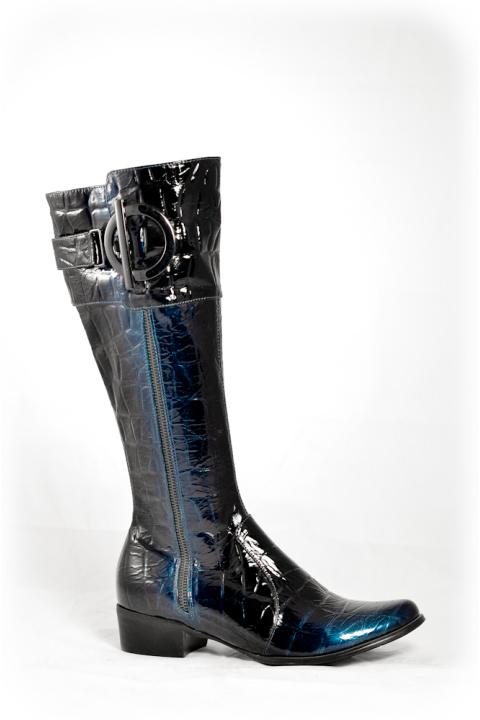 Сапоги . Артикул: Creawin 65-300 blue black
