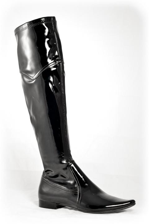 Сапоги . Артикул: Creawin 01-6049-1987 black
