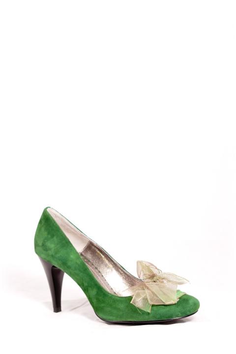 Туфли . Артикул: RS 0578-17 green