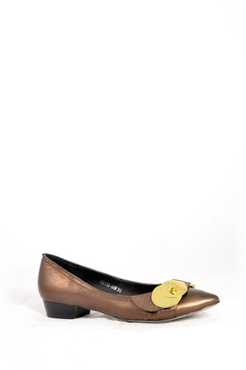 Туфли . Артикул: Basconi 8130-08W bronze