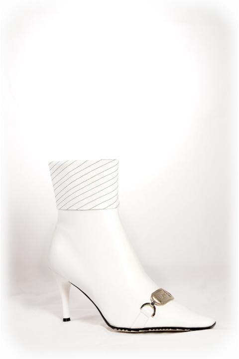 Сапоги . Артикул: RS 200-07 white