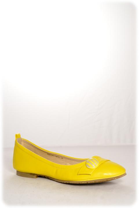 Туфли . Артикул: FLY Immortele 970-3-61 yellow