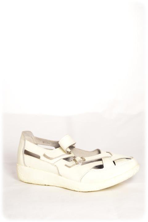 Босоножки . Артикул: Comfort 89182 white