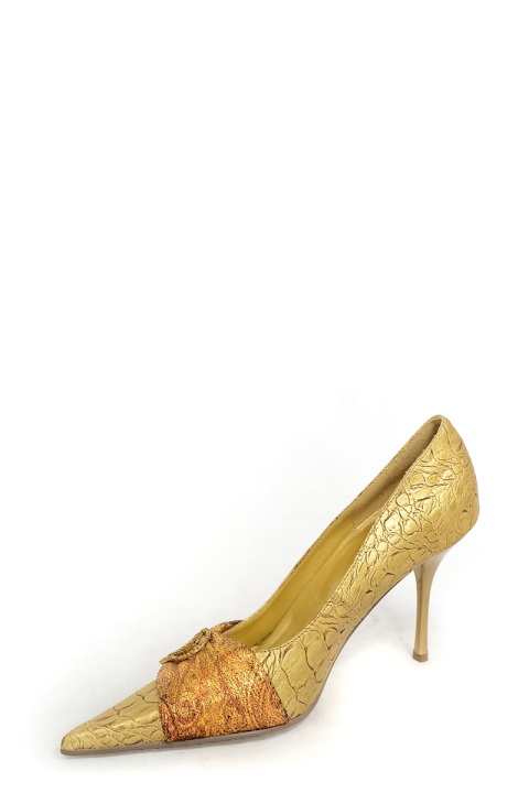 Туфли Golden Party. Артикул: OLG GoldenParty JD-A099-34