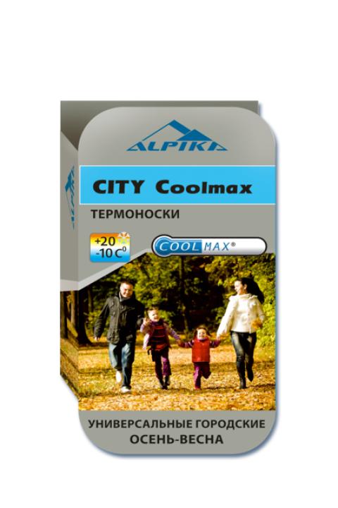 Термоноски ALPIKA ALPIKA. Артикул: Термоноски CITY Coolmax (-10) 70 гр
