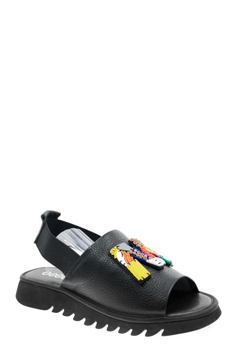 Босоножки Oeego. Артикул: Oeego 301-1813-H02 black