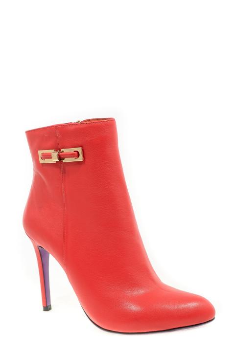 Ботинки Glossi. Артикул: OM Glossy H8884B-04D/10P2 red