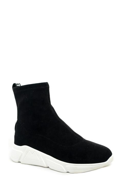 Ботинки Lifexpert. Артикул: Lifexpert 1812-3 black-white