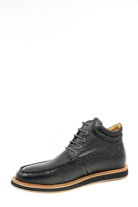 Ботинки Giovannoni. Артикул: Giovannoni CY2616B-1-C1 black