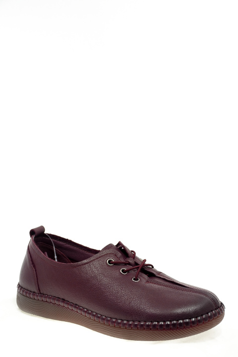 Туфли Klasiya. Артикул: Klasiya 9F66-JH wine red