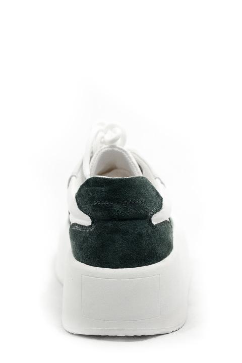 Кеды Oeego. Артикул: Oeego  OAS9813-1 d green/white