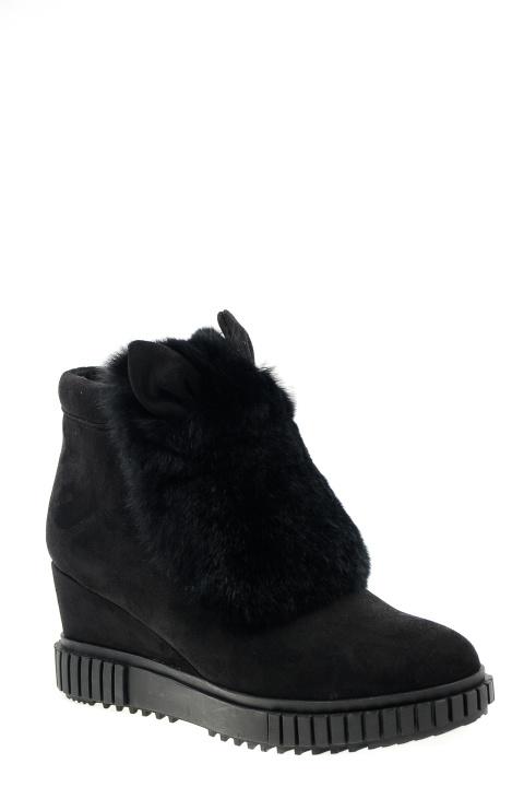 Ботинки Oeego. Артикул: OEEGO CHJ-K654M-K463-3 Black