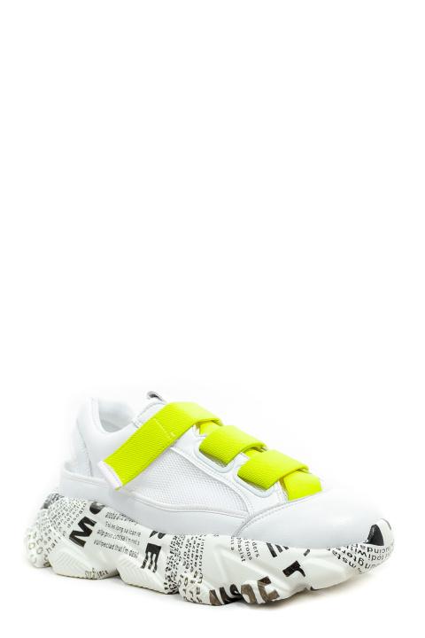 Кроссовки . Артикул: Fashion Sport 208 green