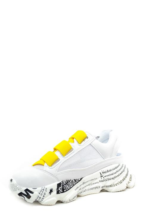 Кроссовки . Артикул: Fashion Sport 208 yellow