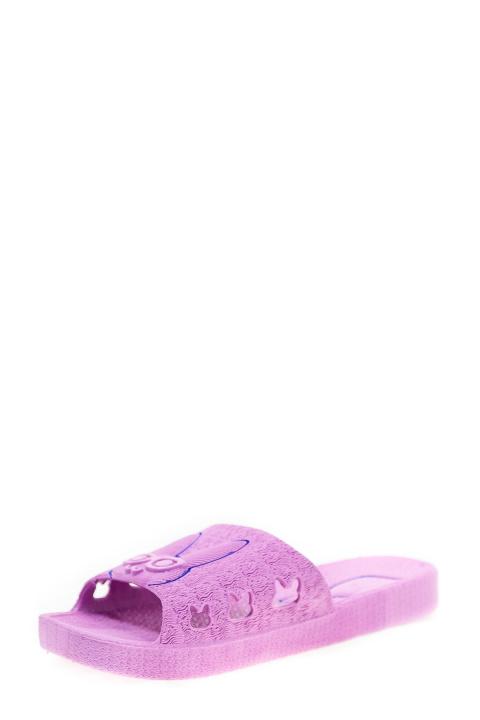 Сланцы SLAN. Артикул: SLAN жен 1688-А заяц фиолет